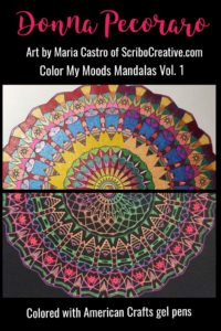 Scribo Creative Color My Moods