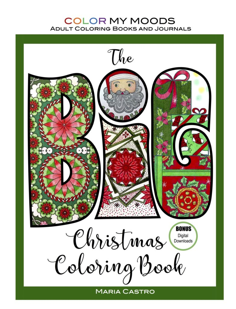 The BIG Christmas Coloring Book