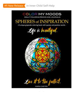 Color My Moods Spheres of Inspiration on Amazon